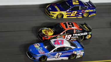 How much does a NASCAR car cost?